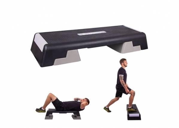 Степ-аэробика для похудения в домашних условиях: упражнения для начинающих