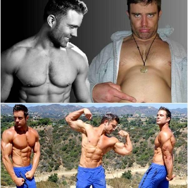Кому проще накачаться худому или толстому. существуют три типа телосложения