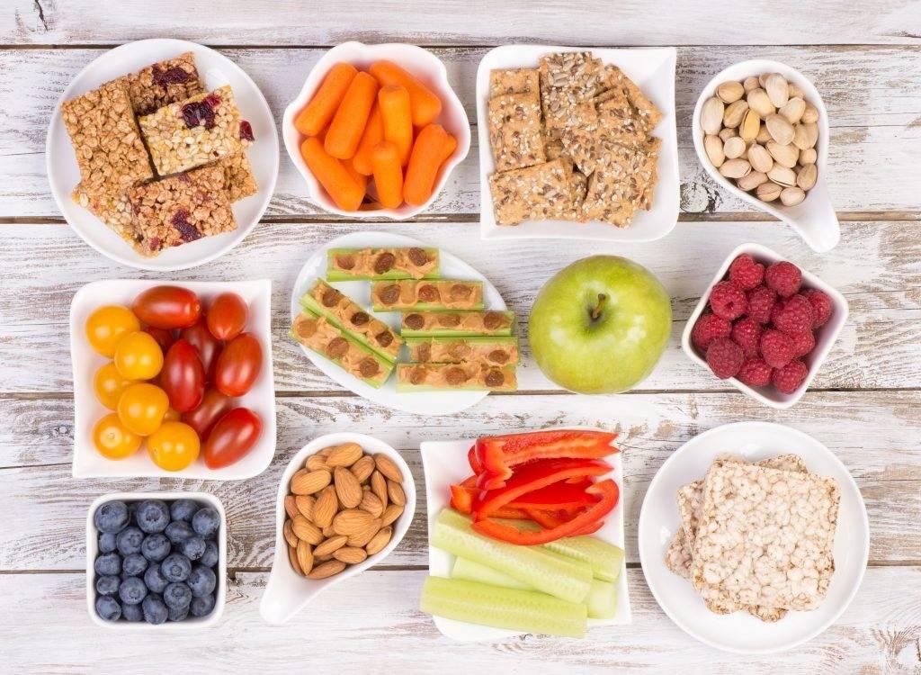 Дробное питание. учимся выбирать продукты