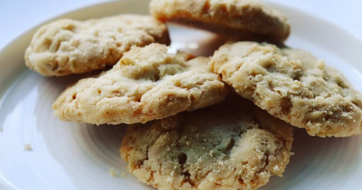 Печенье пп из овсяных хлопьев без муки, яиц и сахара. овсяное диетическое печенье с яблоком, бананом, тыквой и творогом.