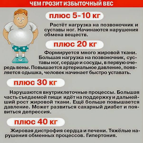 5 причин, почему можно продолжать толстеть, даже если мало ешь - место силы 2.0