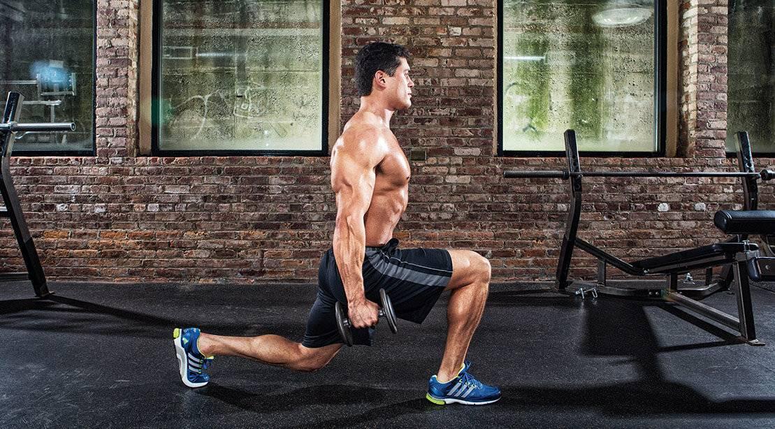 Спорт 5 главных упражнений для развития эпичных ног