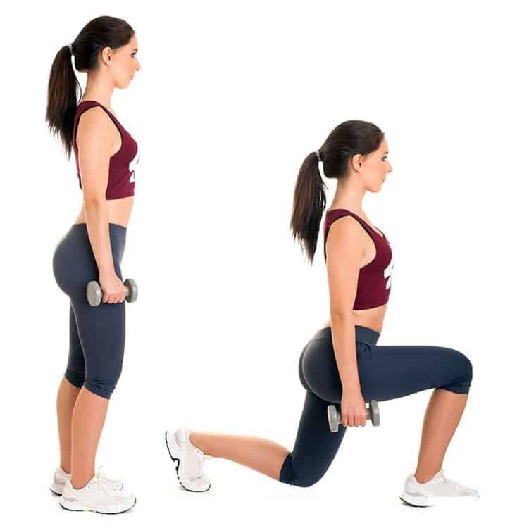 Как накачать ягодицы девушке в тренажерном зале, комплекс упражнений