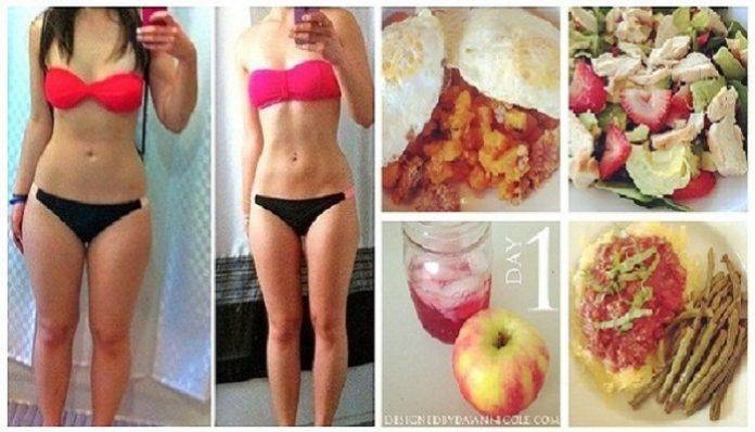 Диета 7 дней: диетолог рассказала, как похудеть за неделю без вреда для здоровья