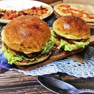 Пп бургеры: 5 лучших рецептов
