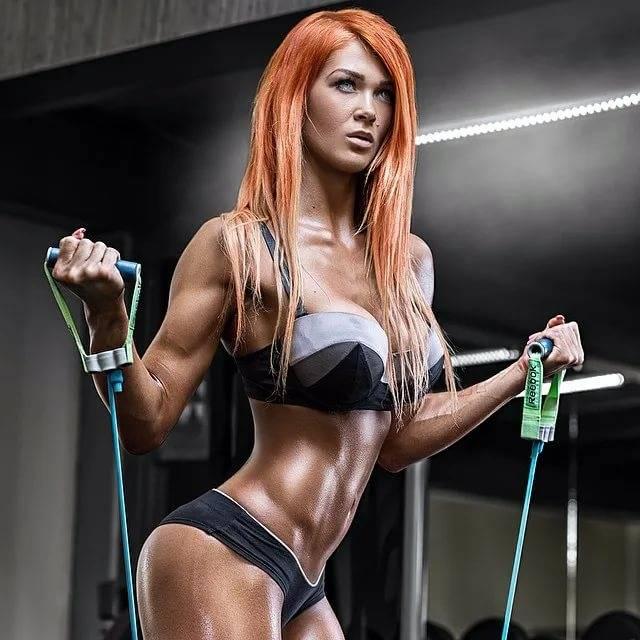 Анжелика андерсон - биография, личная жизнь, фото фитнес модели