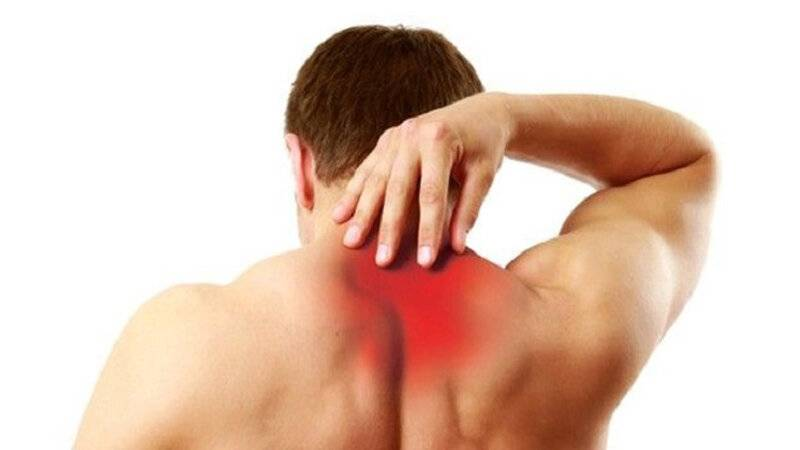 Почему болит спина в области лопаток | «здравствуй!»