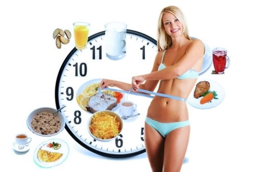 Как похудеть после лета?