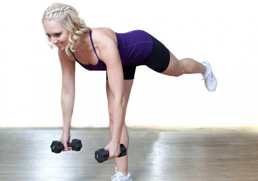 Румынская тяга с гантелями и другие варианты упражнения » спортивный мурманск