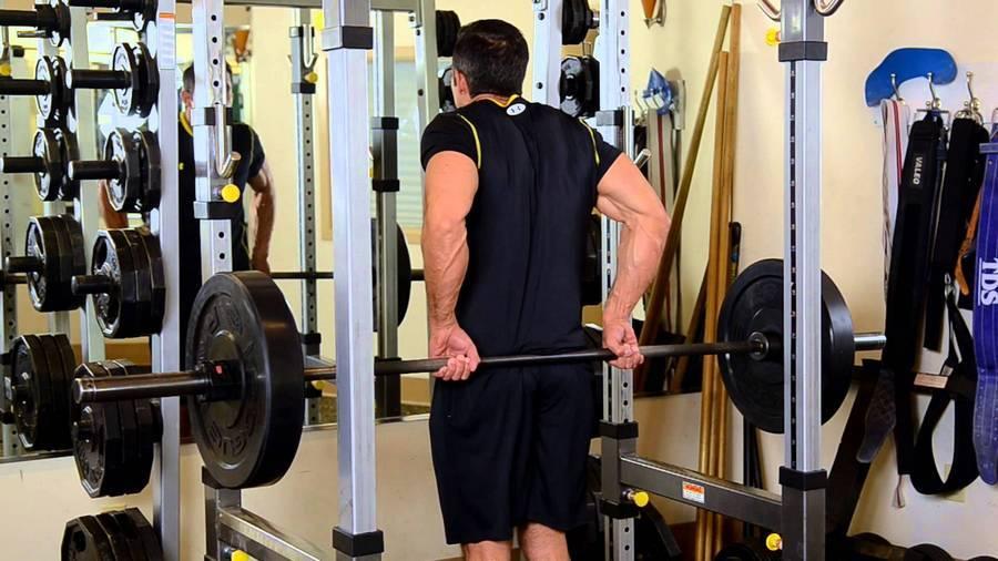 Тяга ли хейни: техника выполнения, какие мышцы работают