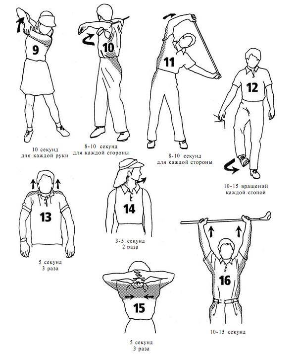 Стретчинг: 12 упражнений для плечевого сустава