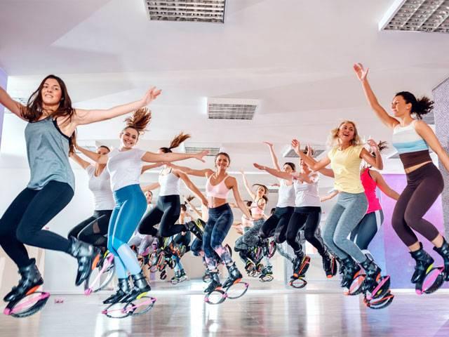 Kangoo jumps – новый вид фитнеса