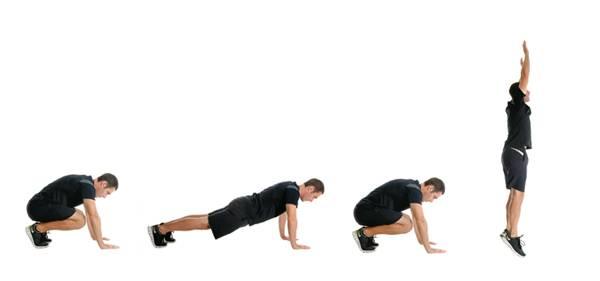 Упражнение выпрыгивание вверх: техника выполнения, ошибки