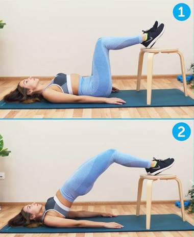 4 упражнения для коррекции переднего наклона таза