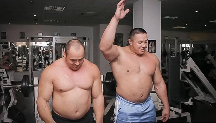 Программа тренировок для эктоморфов для набора мышечной массы