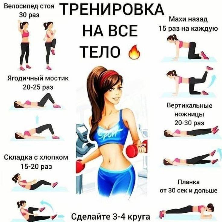 Упражнения для похудения живота: эффективные тренировки, лучший комплекс