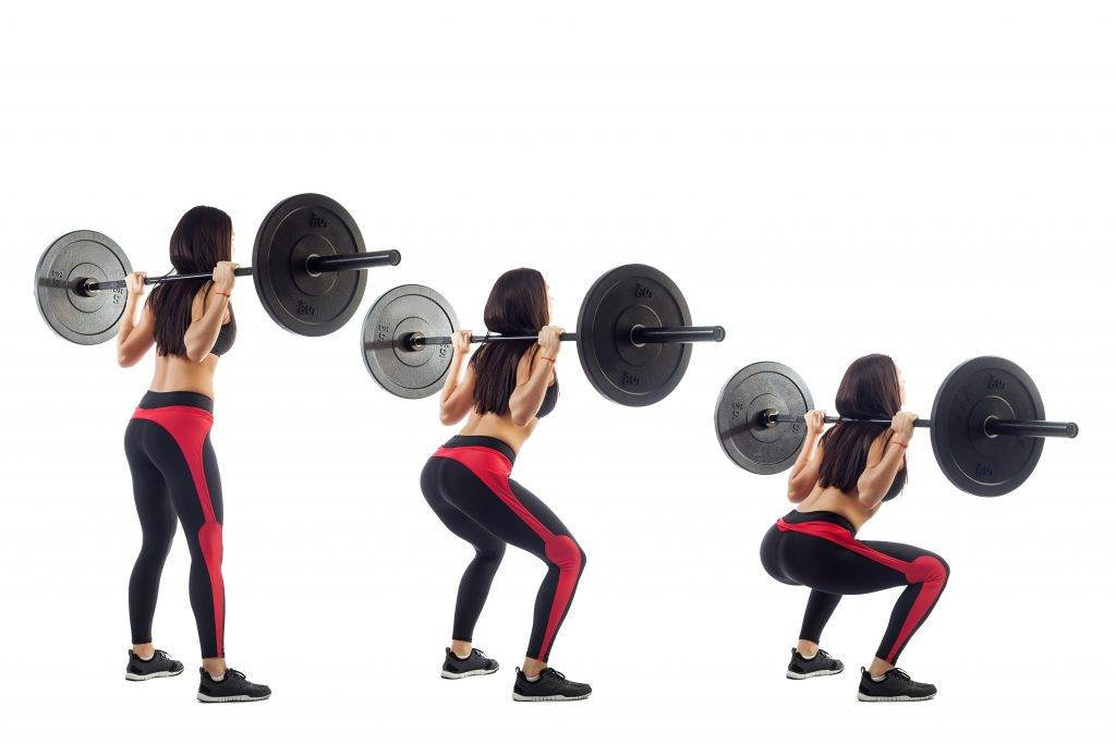 Чем отличаются приседания со штангой в пауэрлифтинге, бодибилдинге и тяжелой атлетике