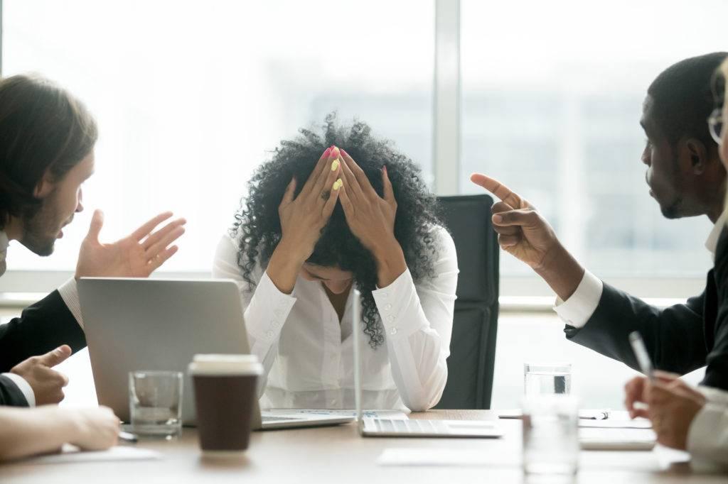 Как правильно реагировать на критику? как отвечать? – inormal