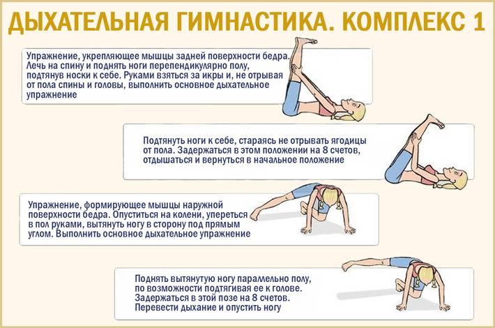 Вечерняя зарядка: комплекс упражнений для стройной фигуры