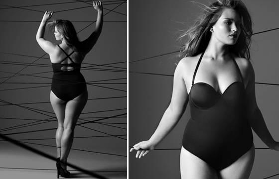 Почему худеют модели plus size