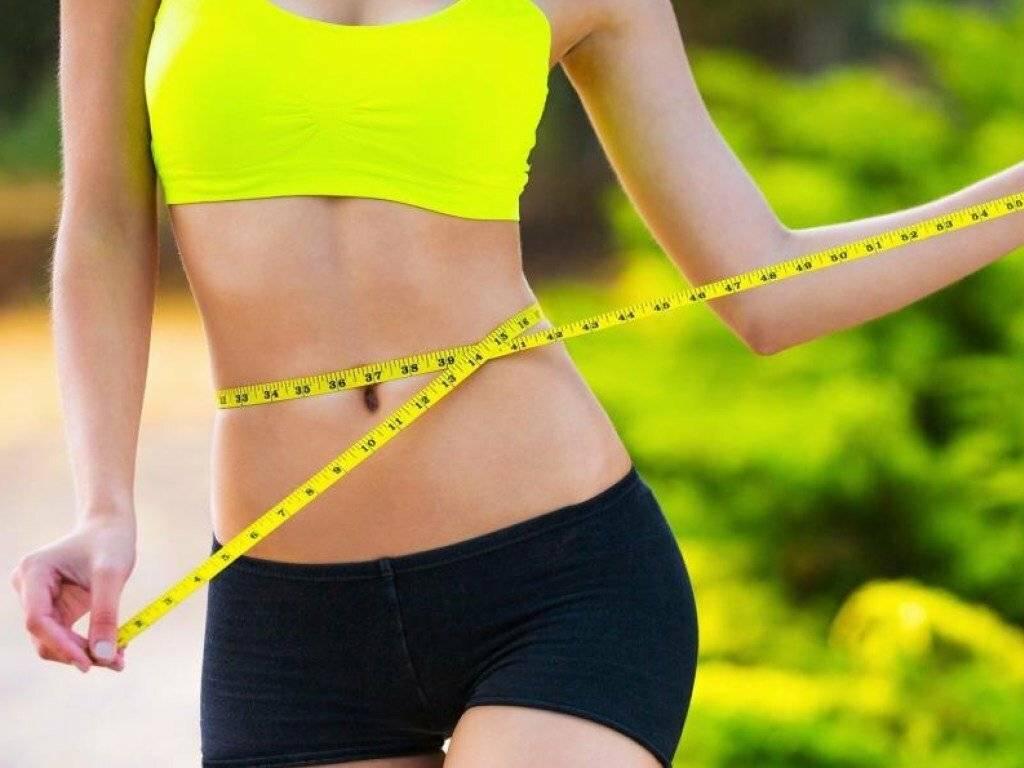 Как похудеть в талии и животе? какие продукты способствуют похудению живота и талии?