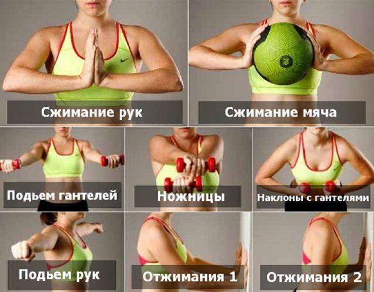 Как уменьшить грудь без операции