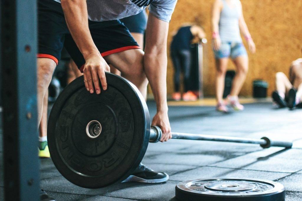 Блины для штанги: упражнения с блином, как заниматься, какие бывают виды