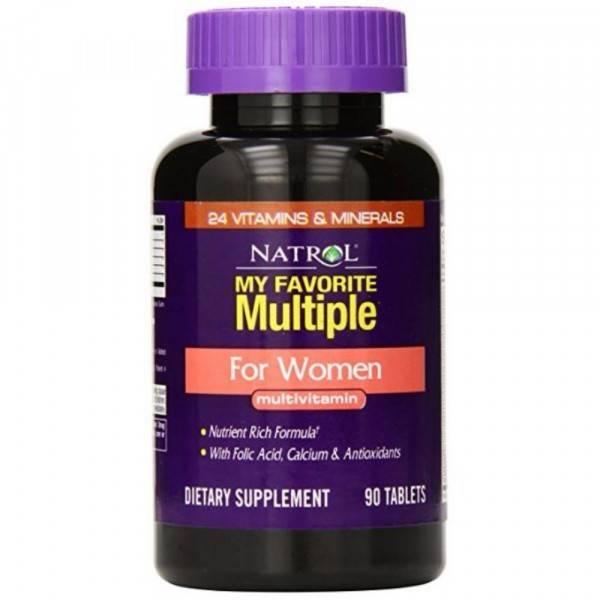 Лучшие витамины для женщин после 30 лет