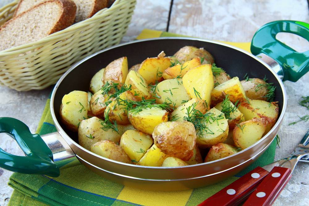 ᐉ калорийность картофеля: вареного, жареного, запеченного, тушеного - roza-zanoza.ru