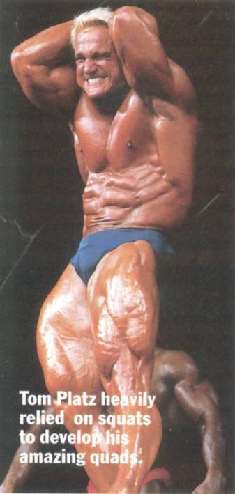 Том платц - тренировка ног   спорт и здоровье
