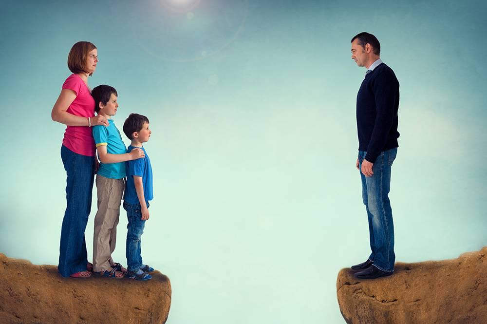 Стоит ли сохранять семью ради детей? за и против