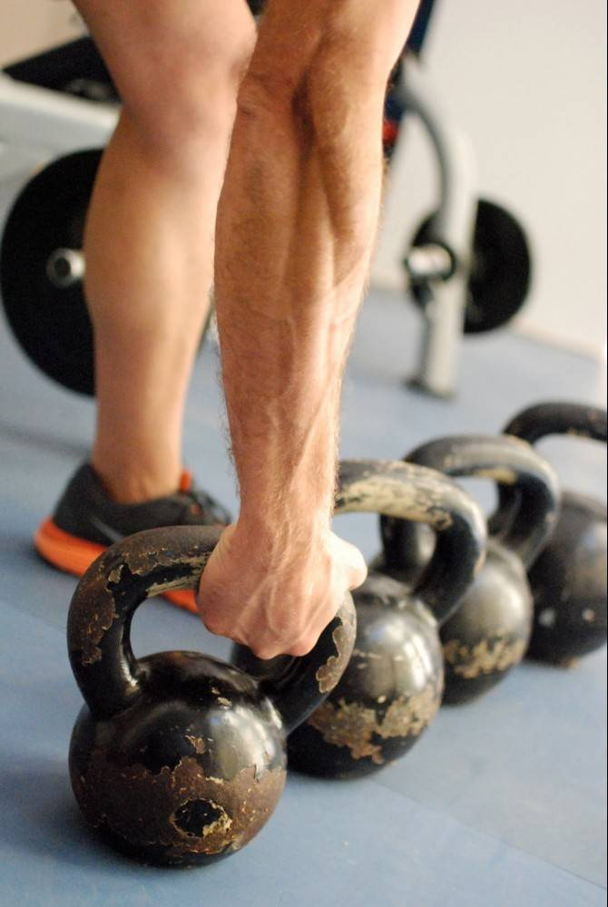 Польза гиревого спорта - что дают упражнения с гирями