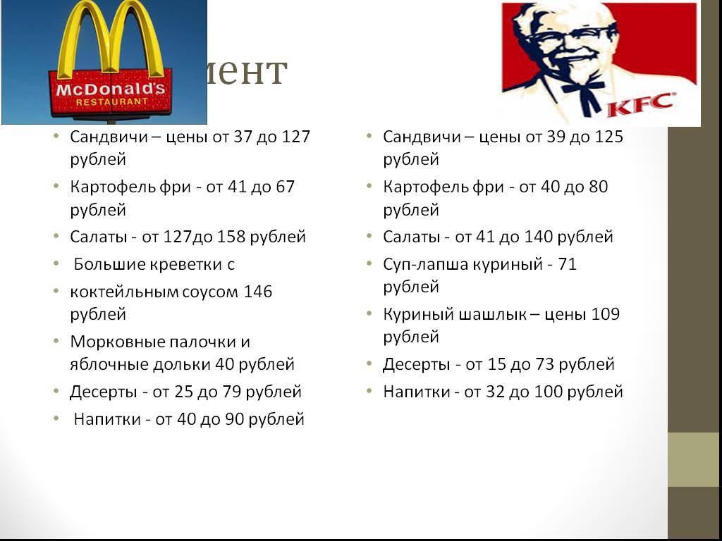 В меню «макдоналдс» появились куриные стрипсы. их сделали специально для российского рынка |