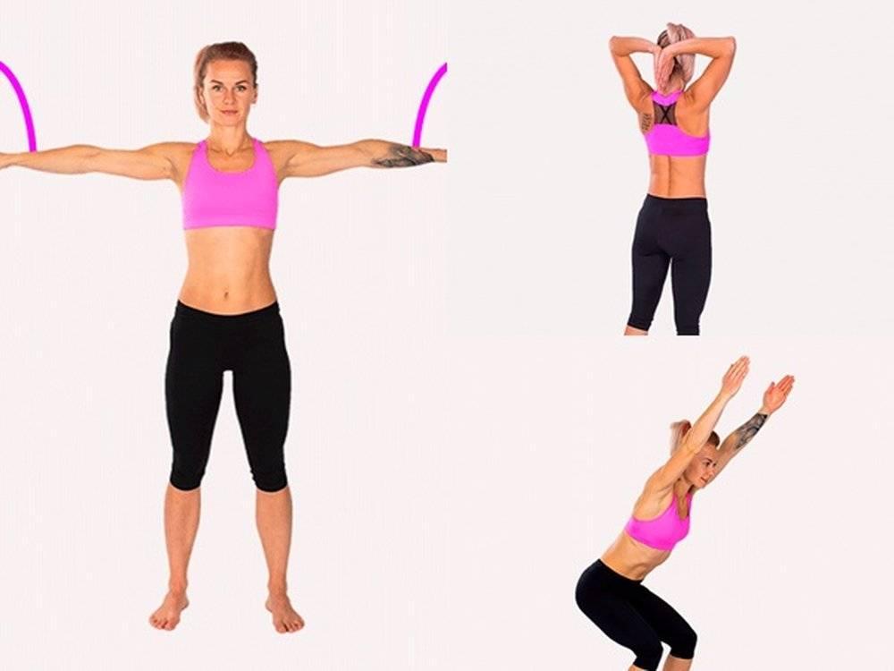 Тренировки для рук, чтобы не висела кожа упражнения для красивых рук