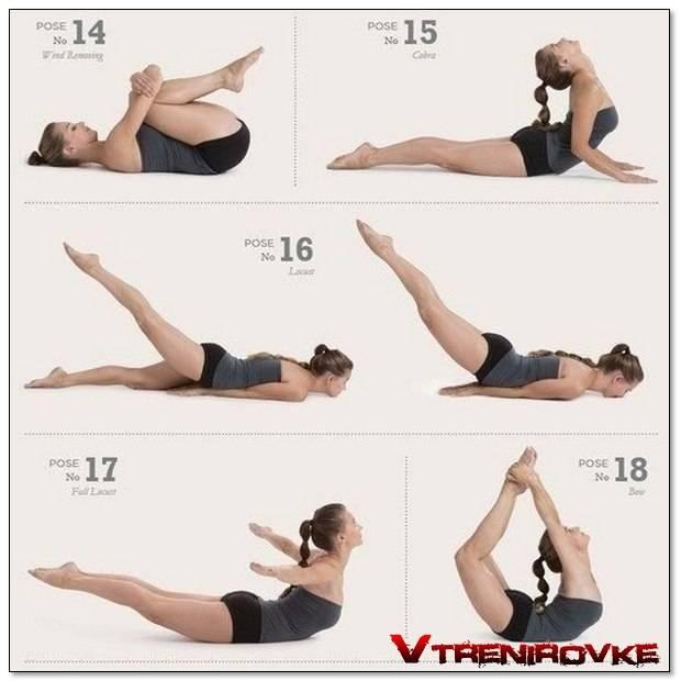 Упражнения для развития активной и пассивной гибкости в школе оздоравливающих практик