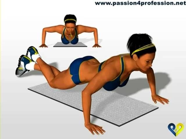Как девушке быстро накачать грудь: список лучших упражнений