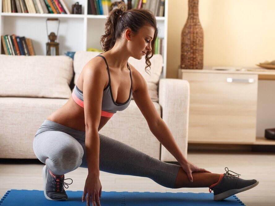 Видео - фитнес для начинающих в домашних условиях - топ 10