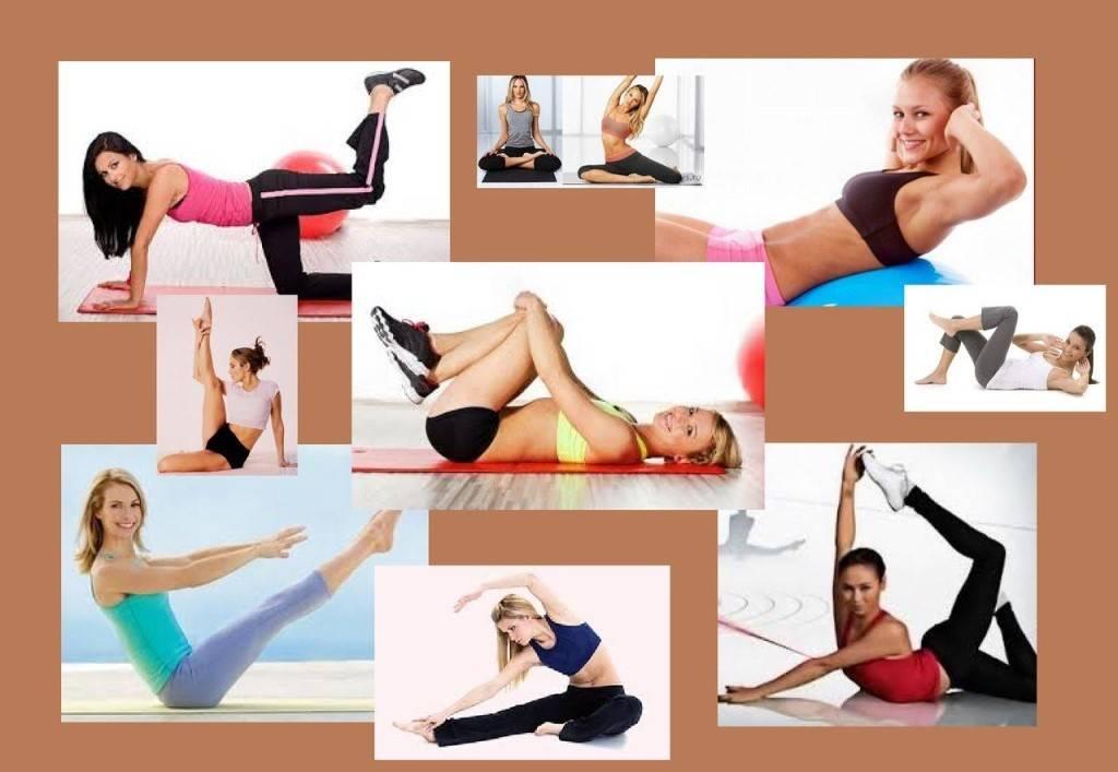 Утренняя зарядка для похудения: лёгкие упражнения по утрам для девушек в домашних условиях