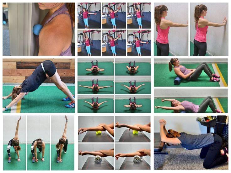 11 упражнений для растяжки плечевого сустава