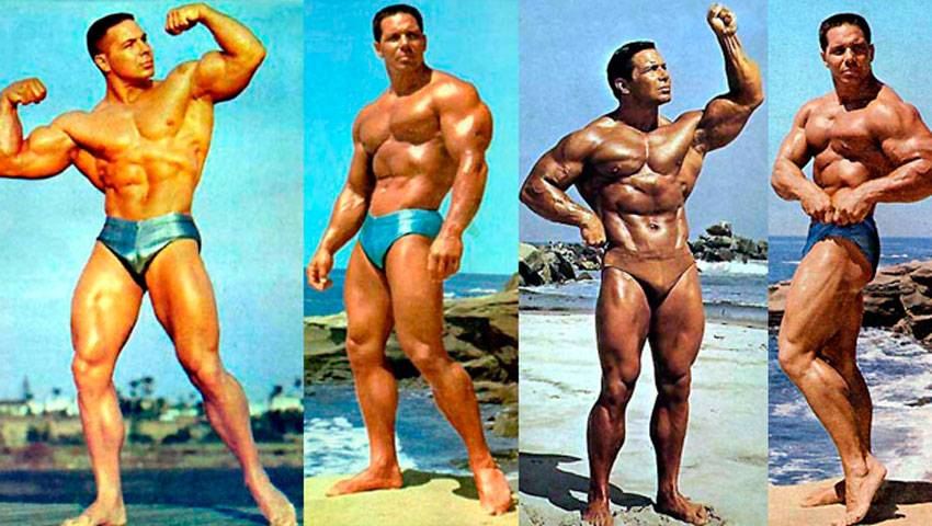 Bill pearl - greatest physiques