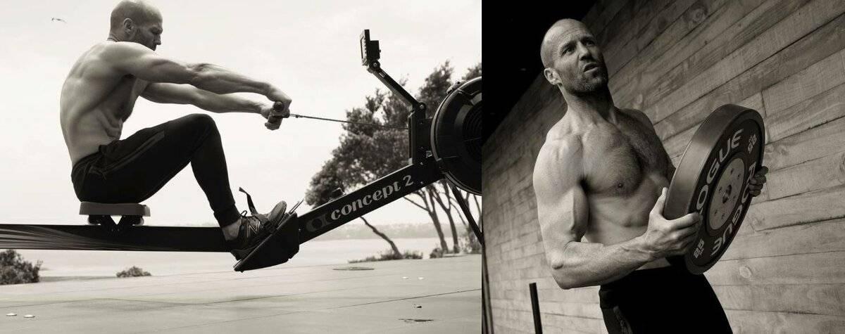 Тренировки джейсона стетхема: программа тренировок и питание - я здоров
