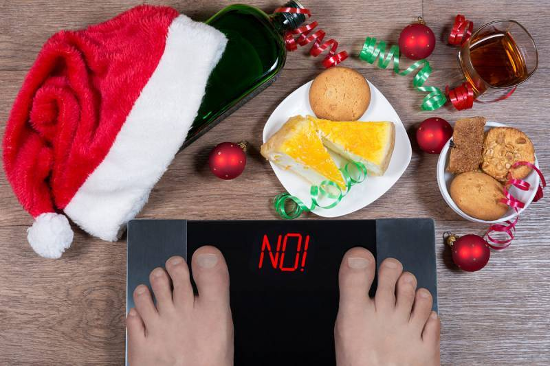 Как похудеть к новогоднему празднику без голодовки и изнуряющих тренировок