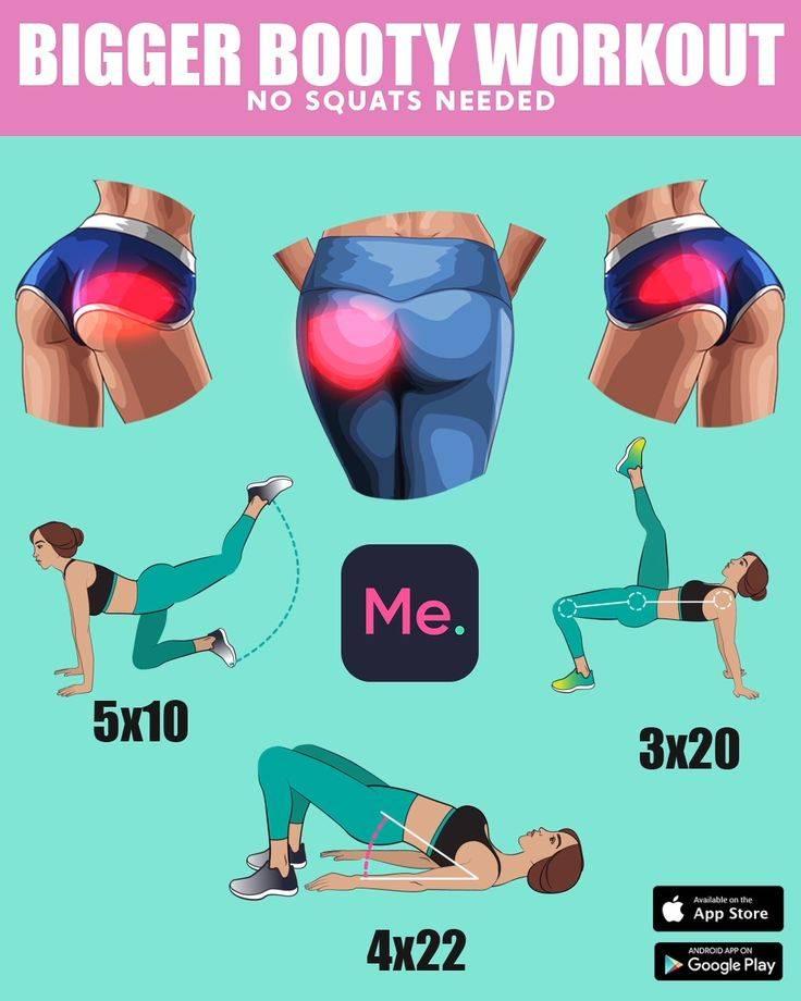 Упражнения для поднятия ягодиц в домашних условиях. как поднять попу вверх: упражнения дома для девушки