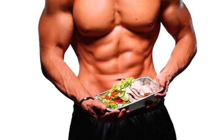 План питания для бодибилдинга: что можно есть, а чего нельзя