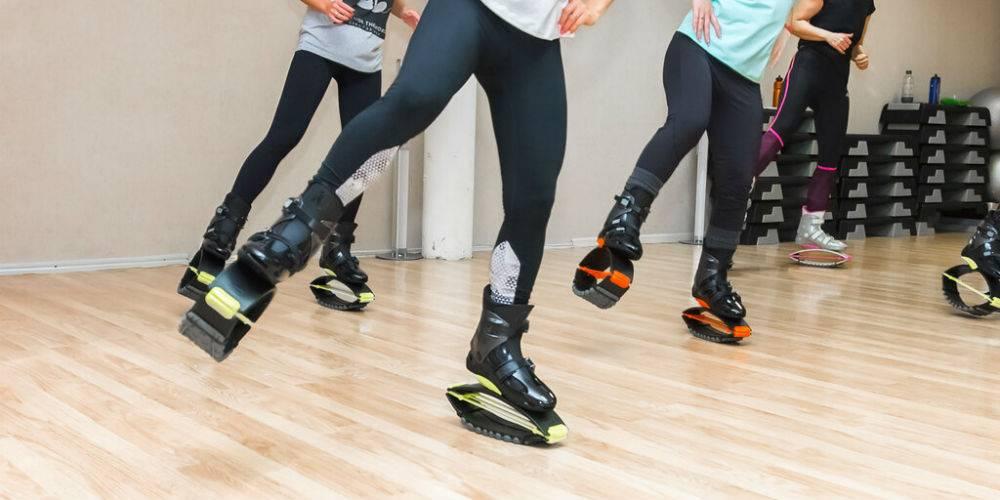 Обувь для тренировок kangoo jumps