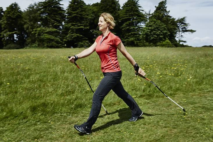 Ходьба - скандинавская и просто. сколько ходить, чтобы похудеть? скандинавская ходьба: какие палки выбрать