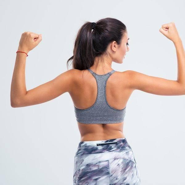 Комплекс из 5-ти лучших упражнений для рук чтобы не висела кожа