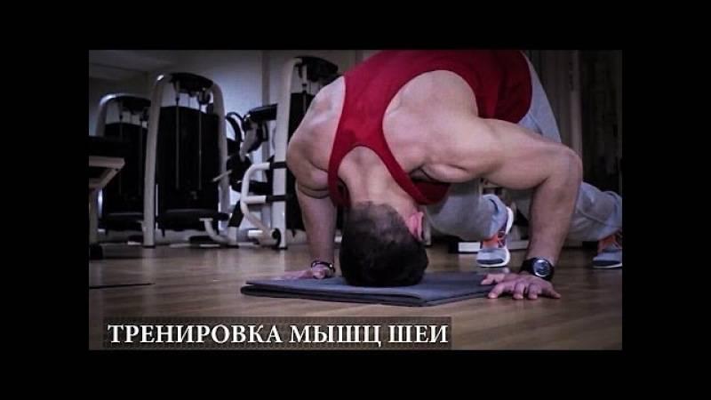 Гимнастика для шеи — 4 упражнения которые творят чудеса
