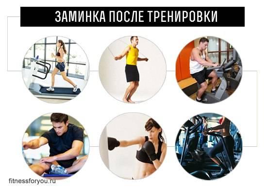 Заминка после тренировки: польза, упражнения и тренировочные программы
