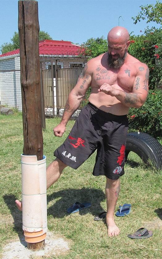 Сергей бадюк — комплексная тренировка с атлетом